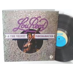 LOU REED AND THE VELVET UNDERGROUND lou reed and the velvet underground, 2315258
