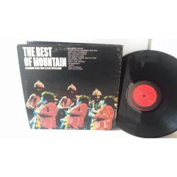 MOUNTAIN the best of mountain, gatefold, BL 32079