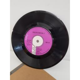 "DEEP PURPLE - NEW LIVE AND RARE VOL. II, burn edited version and coronarias redig, B side mistreated live, PUR 137, 7"" EP"