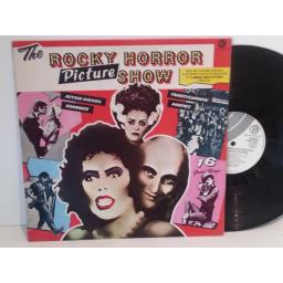 SOLD: THE ROCKY HORROR SHOW. Tim Curry, Meatloaf, Richard OBrien