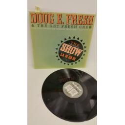 DOUG E. FRESH & THE GET FRESH CREW the show & la di da di, 12 inch single, COOLX 116
