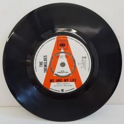 "THE TREMELOES, me and my life, B side try me, 5139, 7"" single, promo"