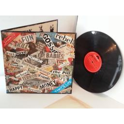 SHAM 69 that's life, gatefold, vinyl LP