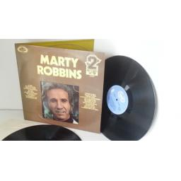 MARTY ROBBINS the marty robbins collection, gatefold, double album, PDA 018