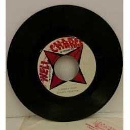 THE MIGHTY DIAMONDS i need a roof, 7 inch single
