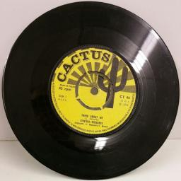 CYNTHIA RICHARDS think about me / take a giant step, 7 inch single, CT 40