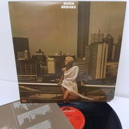 "ALICIA BRIDGES, alicia bridges, PD-1-6158, 12"" LP"