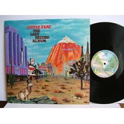 LITTLE FEAT the last record album, K 56156