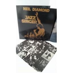 NEIL DIAMOND the jazz singer, gatefold, EA-ST 12120