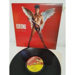 "RIO, sex crimes, MFN 65, 12"" LP"