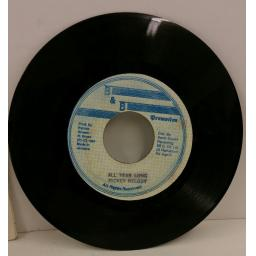 MICKEY MELODY all year long, 7 inch single