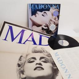 "MADONNA, true blue, WX 54, 12"" LP"