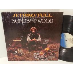 JETHRO TULL songs from the wood, CHR 1132