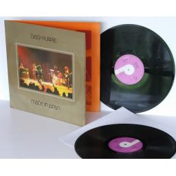 Deep Purple Made in Japan. TPSP351 First UK pressing, The Gramophone co on label, 197...