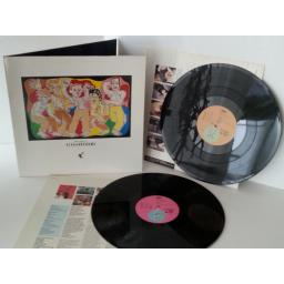 FRANKIE GOES TO HOLLYWOOD welcome to the pleasuredome, vinyl LP, gatefold, double album