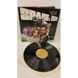 SOLD: BARRY GRAY space: 1999 (an original television soundtrack recording), gatefold, ABL1-1422