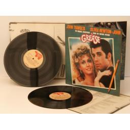 SOLD GREASE, The original soundtrack with John Travolta and Olivia Newton John.