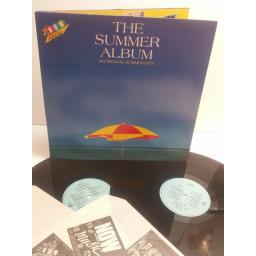 NOW THAT'S WHAT I CALL MUSIC, THE SUMMER ALBUM 30 ORIGINAL SUMMER HITS featuring beach boys, mamas and papas, kkc and the sunshine band, the beatles, 10cc SUMMER 1