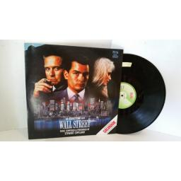 STEWART COPELAND / GEORGES DELERUE wall street/ salvador original motion picture soundtracks, TER 1154