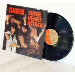 QUEEN, Sheer Heart Attack. EMC 3081