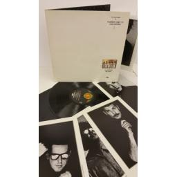 FRANKIE GOES TO HOLLYWOOD the power of love, gatefold, includes 5 photos, 12 inch single, XZTAS5