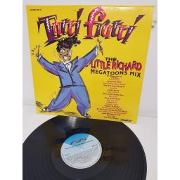 "LITTLE RICHARD, tutti frutti - the little richard megatoons mix, SMR 022, 12"" MIX"