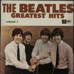THE BEATLES, Greatest Hits Volume 1