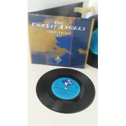 THE COMSAT ANGELS independence day, gatefold, 2 x 7 inch single, JIVE 54