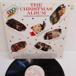 "NOW THAT'S WHAT I CALL MUSIC THE CHRISTMAS ALBUM, NOX 1, 12"" LP, compilation"