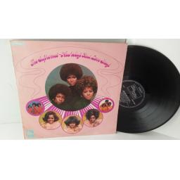 THE SUPREMES new ways but love stays, STMLO 10057
