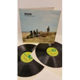 PICNIC a breath of fresh air, 2 x lp, gatefold, SHSS 1