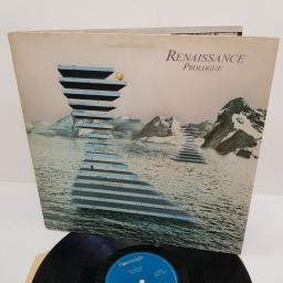 "RENAISSANCE, prologue, SVNA 7253, 12"" LP"