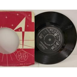 ELVIS PRESLEY tell me why / puppet on a string, 7 inch single, RCA 1489