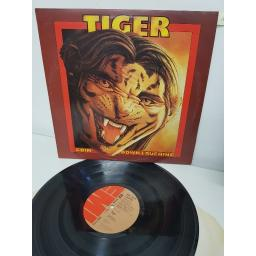"TIGER, goin' down laughing, EMC 3153, 12"" LP"