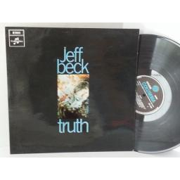 JEFF BECK the truth, SCX 6293