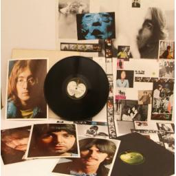 THE BEATLES White Album No 0171501