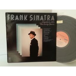 FRANK SINATRA greatest hits, the early years, CBS 31677