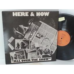 HERE AND NOW all over the show, NOW 2