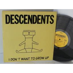 SOLD DESCENDENTS i dont want to grow up, SST 143