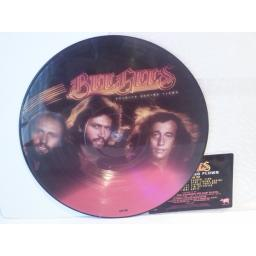 Beegees SPIRITS HAVING FLOWN, picture disc