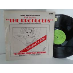 JOHN MORRIS the producers original soundtrack recording, INTS 5075
