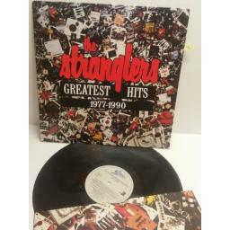 THE STRANGLERS greatest hits 1977-1990 467541 1