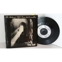 THE JAM the bitterest pill (i ever had to swallow), 7 inch single, POSP 505