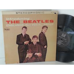 SOLD: THE BEATLES introducing the beatles, SR 1062