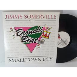 JIMMY SOMERVILLE WITH BRONSKI BEAT smalltown boy