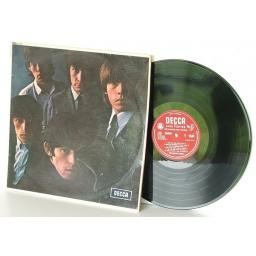 SOLD THE ROLLING STONES, No 2 MONO. Red unboxed label. 1964. First UK pressing. De...