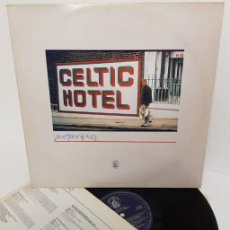 "BATTLEFIELD BAND, celtic hotel, TP027, 12"" LP"