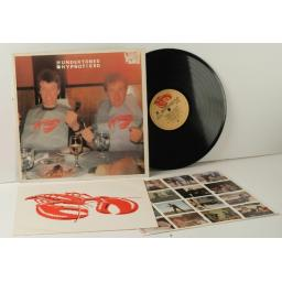 SOLD THE UNDERTONES, Hypnotised With lobster cut out insert. First UK pressing 198...