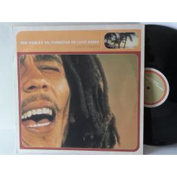 BOB MARLEY VS FUNKSTAR DE LUXE sun is shining remix, 12 inch single, 3 tracks, CLU 66730