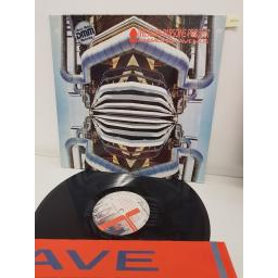 "THE ALAN PARSONS PROJECT, ammonia avenue, 206 100, 12"" LP"